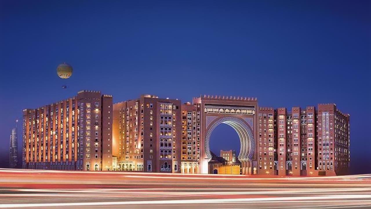Mövenpick-Ibn-Battuta-Gate