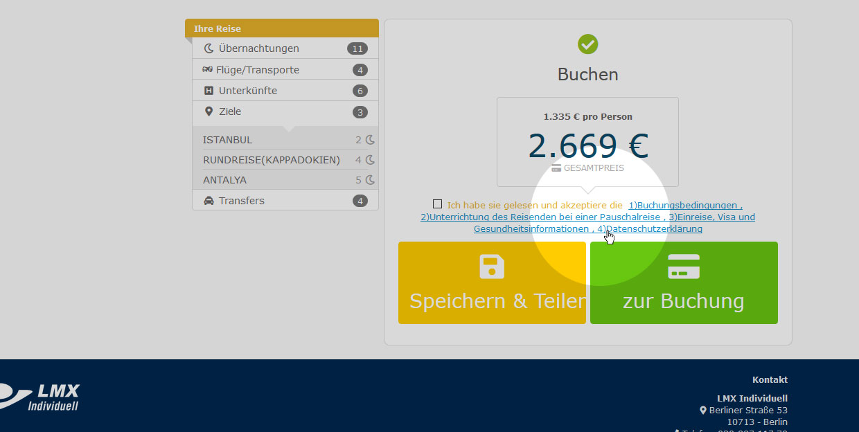 Tripdesigner.lmx.de Screenshot 02