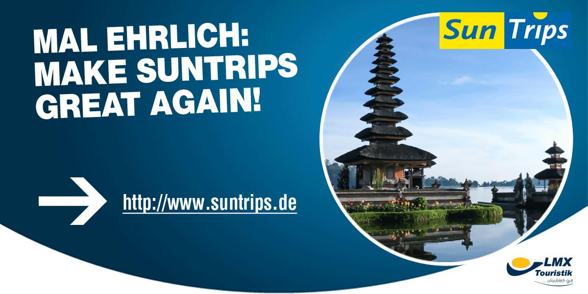 SunTrips - eine Marke von LMX Touristik
